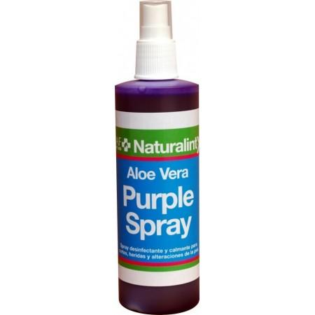 Spray desinfectante de heridas para caballo Aloe Vera