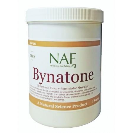 Bynatone, más masa muscular