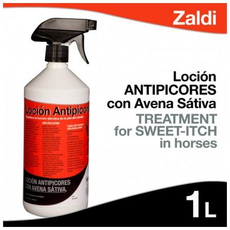 Loción antipicores caballo Zaldi
