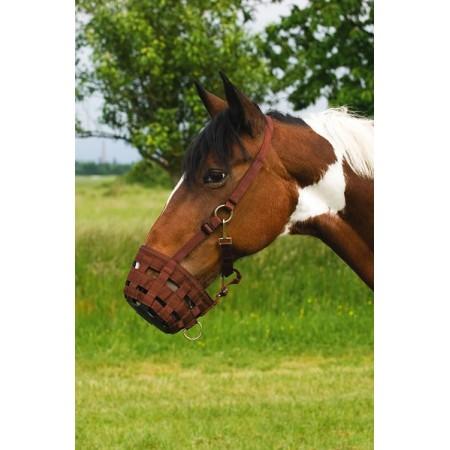 Bozal de nylon para caballo