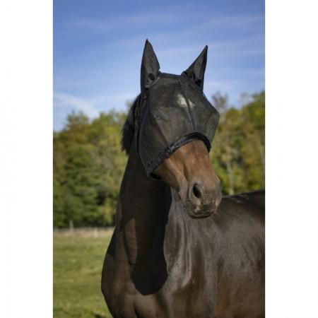 Máscara anti-moscas para caballo de...