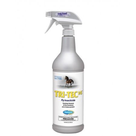 Insecticida repelente contra moscas...