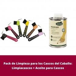Pack de Limpiacascos y...