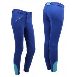 OT Pantalón de Montar Azul...