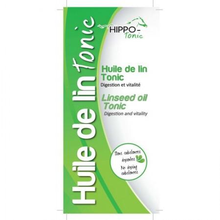 Aceite de lino Tonic Hippo-Tonic...