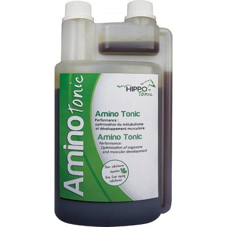 Amino Tonic de Hippo-Tonic rendimiento del caballo