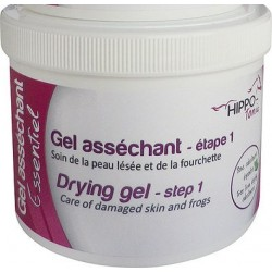 Gel secante caballo Essentiel Hippo-Tonic (Paso 1)