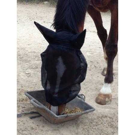 """Mascara anti-moscas para caballo """"Lycra"""""""