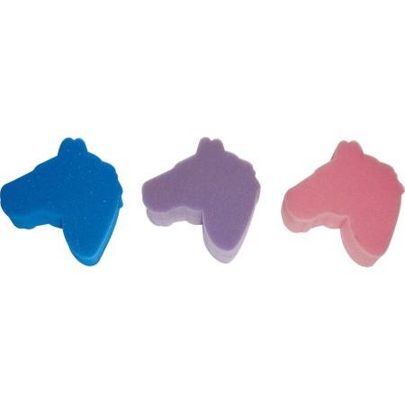 Esponja forma cabeza caballo