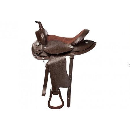 """Silla de montar western """"Topeka"""" de Randol's"""