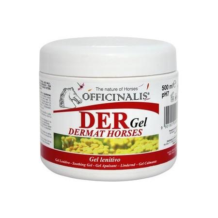 Gel calmante caballo Officinalis DER (Dermatitis Estival Reincidente Equina)