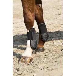 Protectores abiertos caballo Eric Thomas Sintéticos