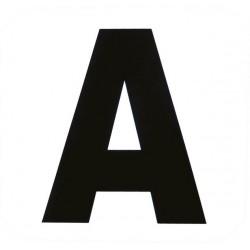 Set de 12 letras adhesivas para picadero