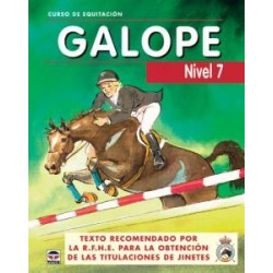 Libro Galope Nivel 7