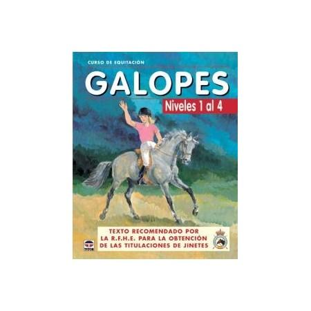 Libro Galopes Niveles del 1 al 4