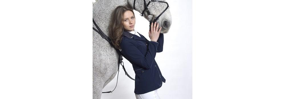 Chaquetas de Competición y Concurso Equitación