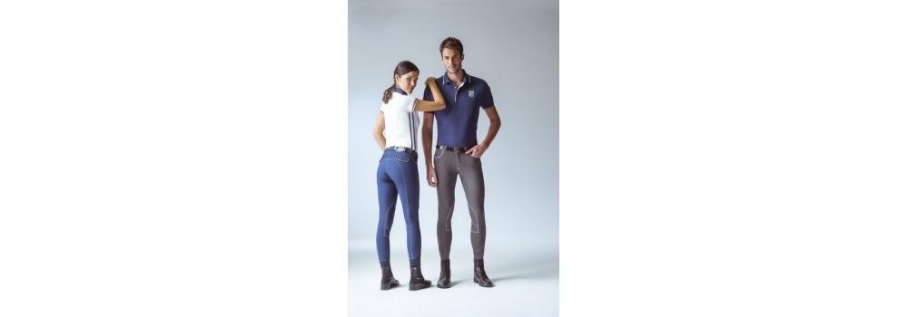 Pantalones de Montar a Caballo