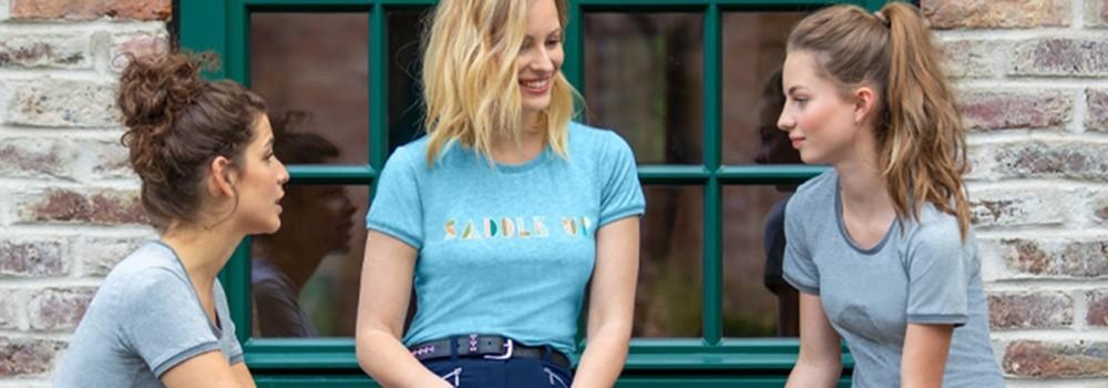 Comprar Polos y Camisetas de Equitación
