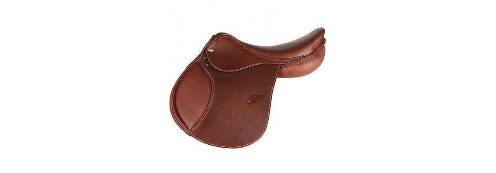 Silla de montar de salto para caballo