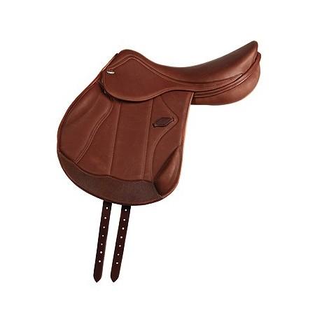 Silla de montar de cross para caballo