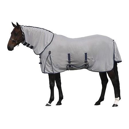 Mantas anti-moscas y anti-eczema para poni