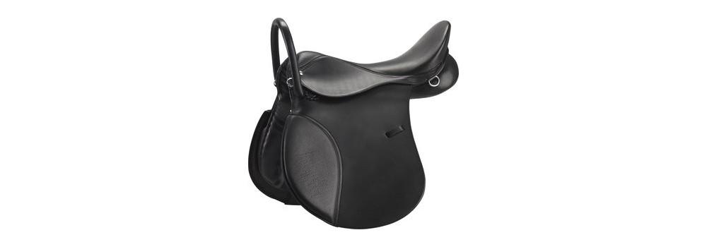 Silla de montar para equino terapia