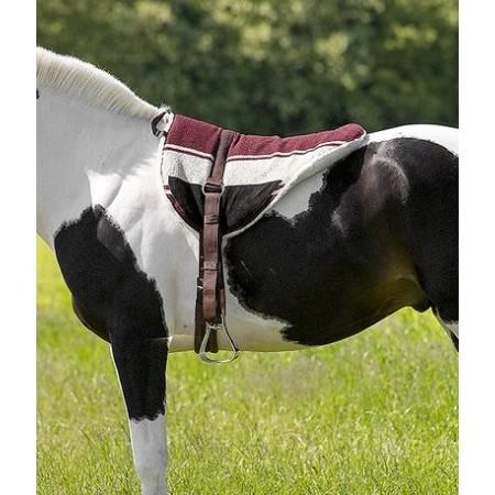 Bareback y mantillas western poni
