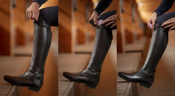 botas de montar a caballo